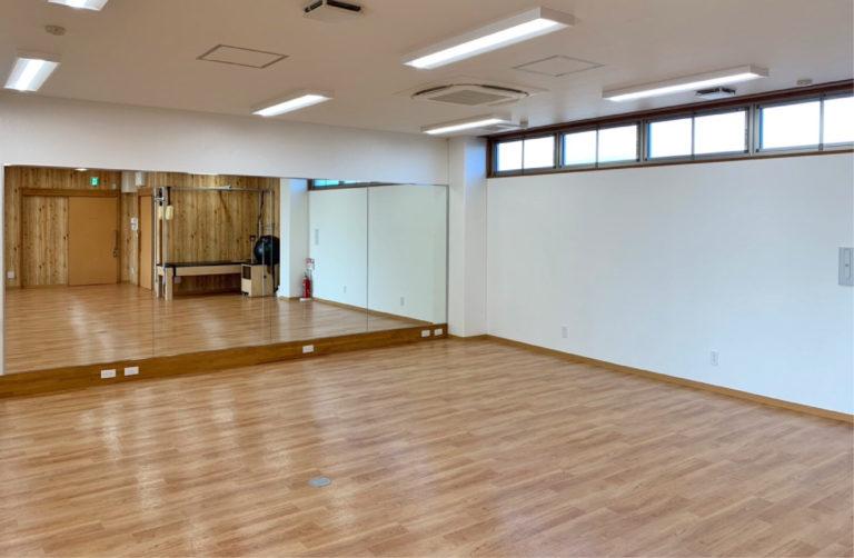 広々スタジオ